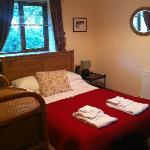 En-suite Power Shower and Comfy bed