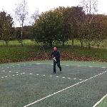 Good Tennis Court
