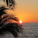 sunset at Lindo Mar