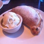 The BEST Nutella Calzone!!!
