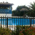 piscine au centre des gites, aucun vis-à-vis