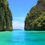 Day trip to Maya Bay (Ko Phi Phi Le)