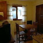 Living-Comedor Apartamento 2 personas