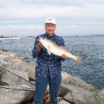 good fishing from jetty
