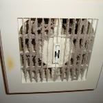 Bathroom vent, disgusting (Room 10)