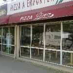 façade du restaurant