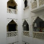 View of each floor