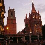 This is the main cathedral near the hotel