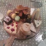 le plateau fromage-dessert