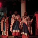 Maasi dancers,enterainment at night