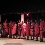 Maasi warriors