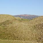 Cashen course sand dunes