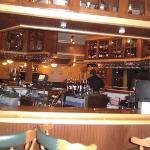 wrap around bar atmosphere