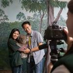 Cleland Wildlife Park is one of the few places in Australia where you can hold a koala!