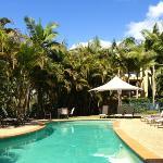 billabong pool - the 2nd swimming pool