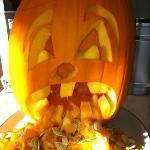 Halloween at Pizza Hut Jersey