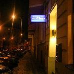 Sign on Kubelikova street