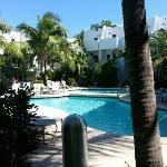 Santa Maria Suites pool area