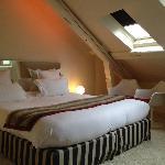 Room 403 top floor coziness