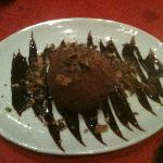 The Tartuffe for dessert - heavenly!
