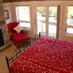 Upstairs Lakeside Bedroom