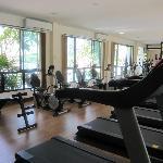 Tarakul hotel Chum Phae Fitness
