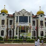 The Malaysia Independence Memorial