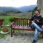 Al Trebbio in relax con Ciro