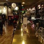 Bar & Clock
