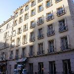 Villa Madame facade