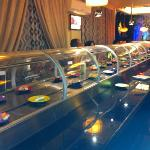 Il nastro del sushi!