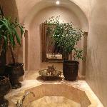 bain / douche de notre suite