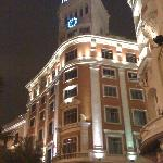 l'hotel di notte