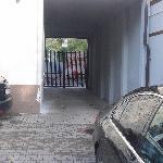 grille du parking