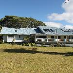 Halana Lodge back of house