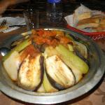 cena nel deserto