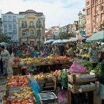 Tradicional Mercado da Fruta em Caldas da Rainha