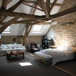 Jeroboam - Master bedroom
