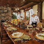 Presidential Dining Room/Meeting Room