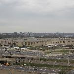 The Pentagon from the Sky Dome