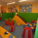 Thomson soft play area