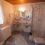 Nr. 6 Familienzimmer / Badbereich