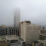 Foggy San Francisco evening