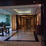 Peace and quiet, the hotel of the highest grade in Manila