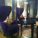 Coffee/bar lounge