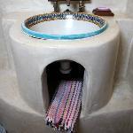 Sink, Casa Perleta