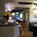 interiors at the inn