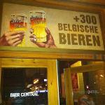 Foto van Bier Central Antwerpen