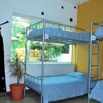"8-bed dorm ""Colunga"" (Equipped with lockers and shelves)"