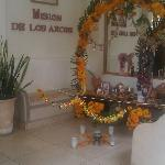 Altar de muertos 2012
